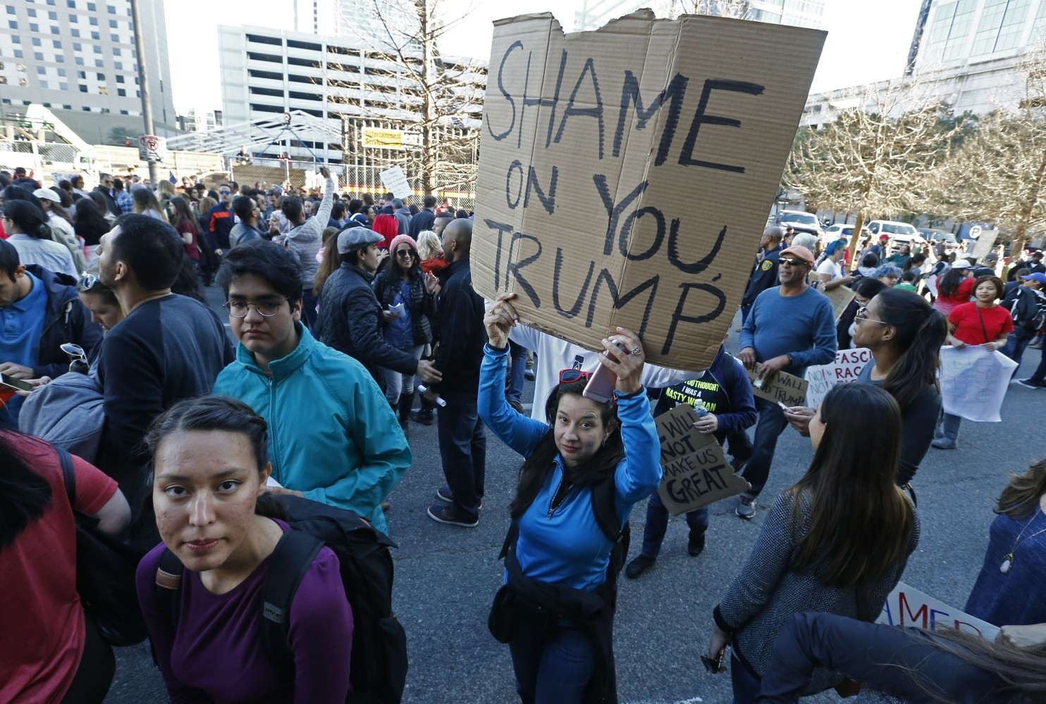 Protest News: Doctors And Scientists Denounce Trump's Immigration Order
