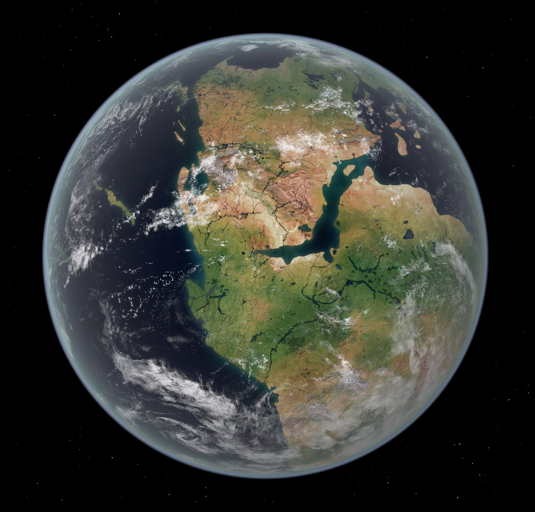 what lies ahead for earth s shifting continents just might