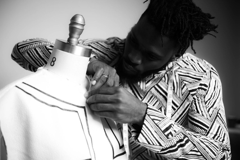 Visual Gods Fashion Designer Founder