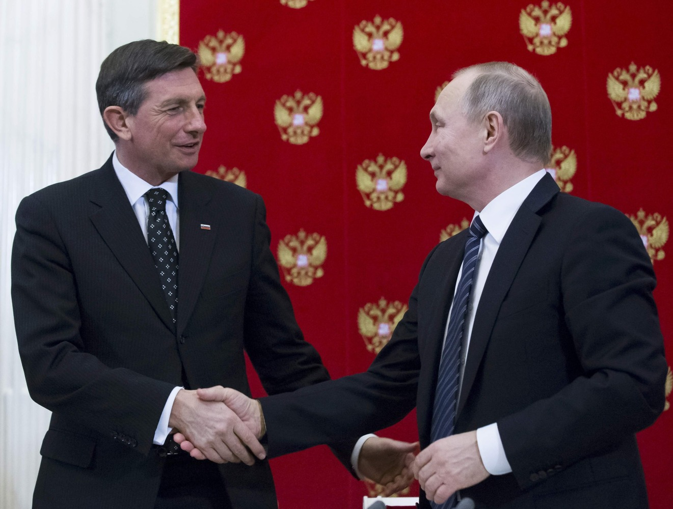 Putin Hails Slovenia's Offer to Host Summit With Donald ...