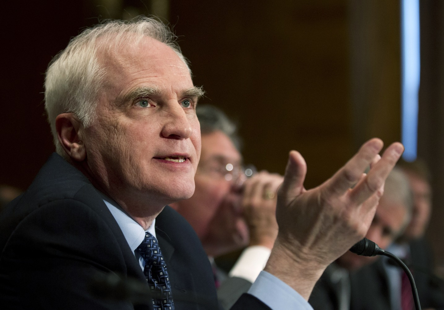 Trump Gets Freer Hand on Banks as Tarullo Departs