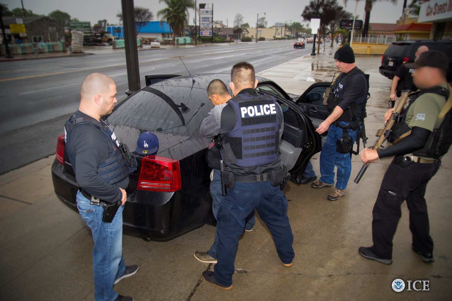 ICE cancels today's meeting with Lujan Grisham on immigration