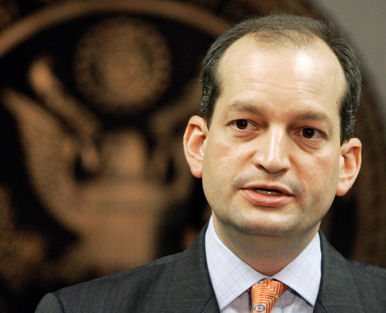 Trump to Announce Alexander Acosta as New Labor Secretary ...