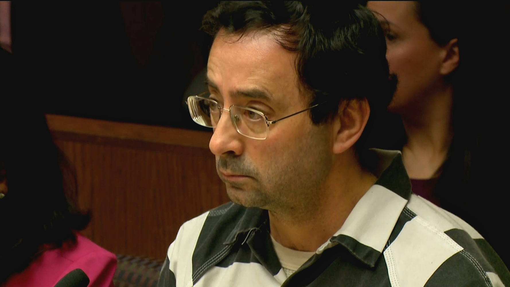 larry nassar gymnastics sexual assault case