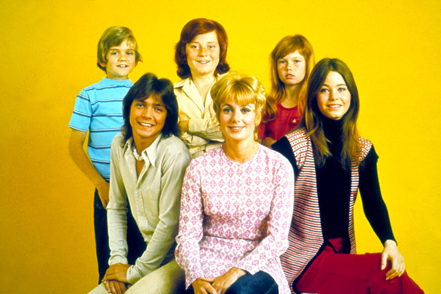 David Cassidy Family