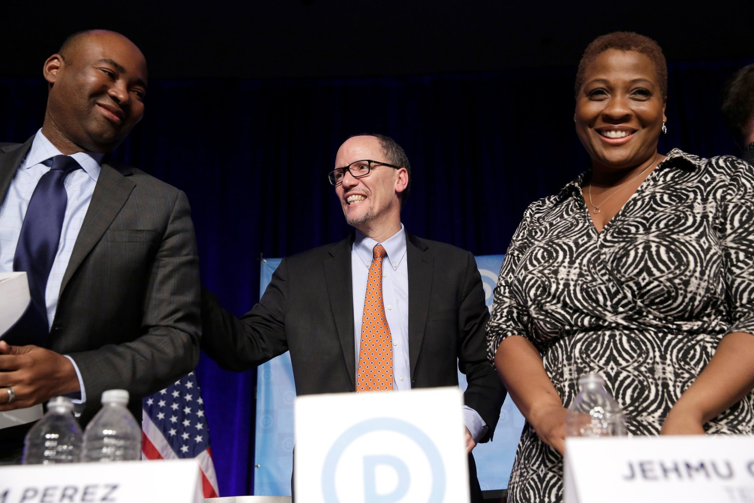 Tom Perez, new DNC chairman, suggests Trump 'rigged' general election
