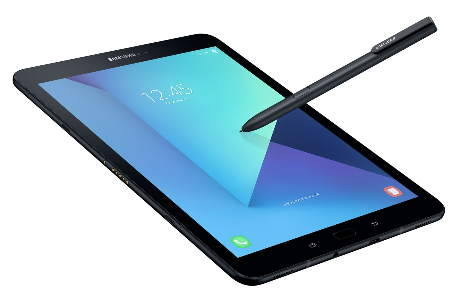 samsung unveils new tablets before the start of mobile