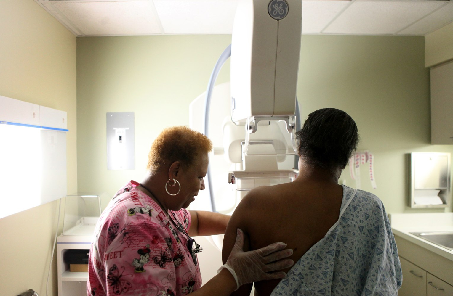 Breast cancer survival unaffected by faulty gene
