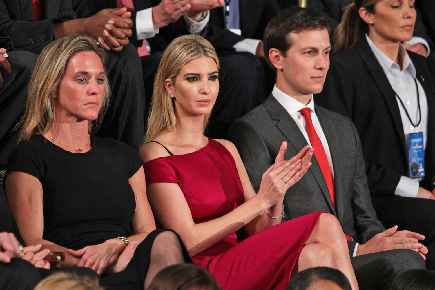 Unofficial adviser Ivanka Trump is getting a White House office