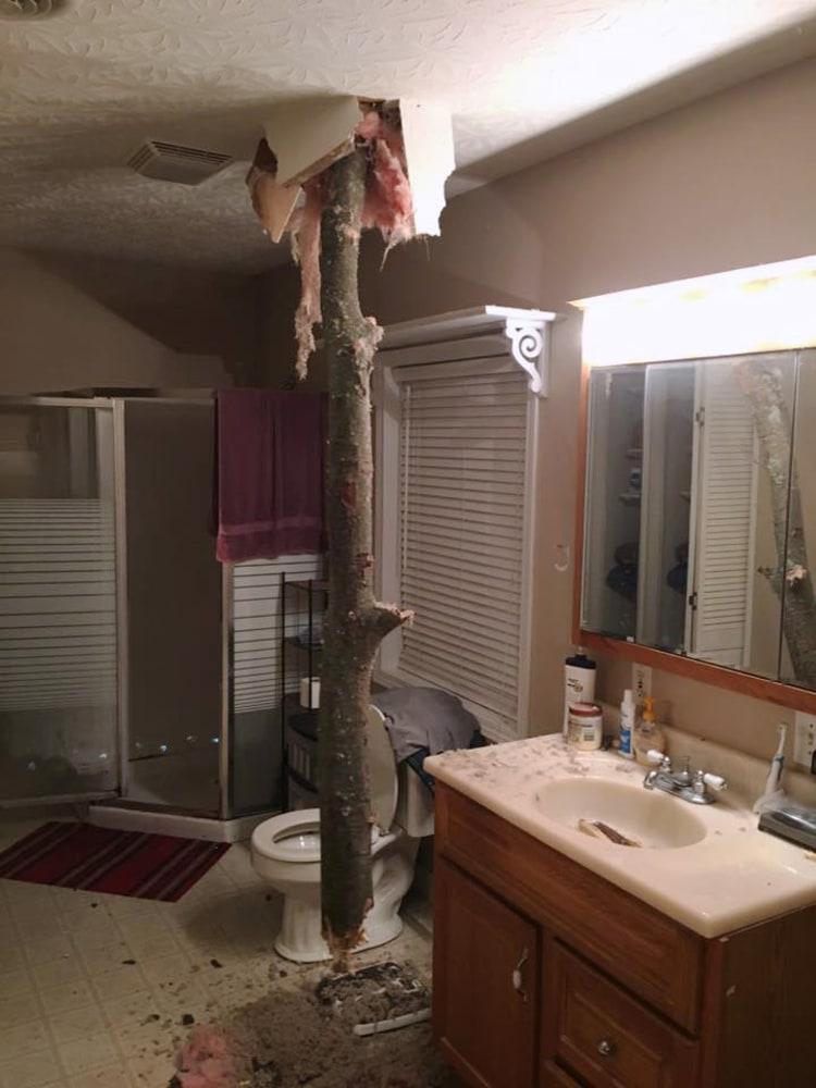 Eastern u s still under threat after deadly storms for Bathroom 75 million