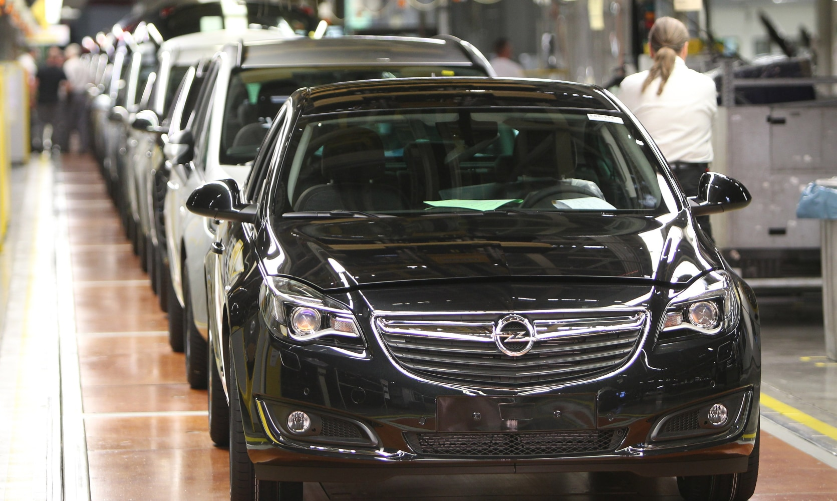 PSA Group expected to announce purchase of GM's Opel