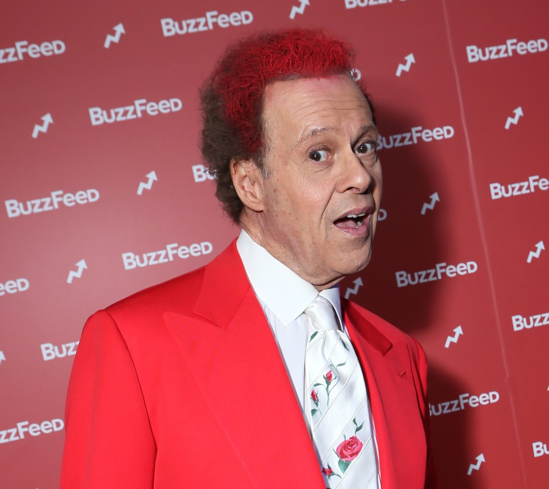 Why Richard Simmons Hasn't Been Seen in Public for Three Years