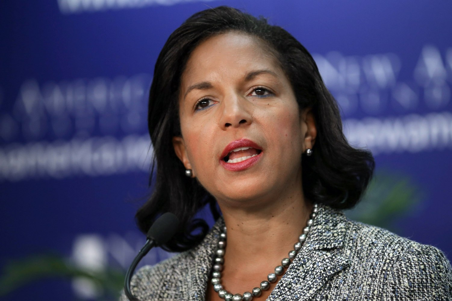 Really: Susan Rice Criticizes Trump White House for 'Contorting the Facts'