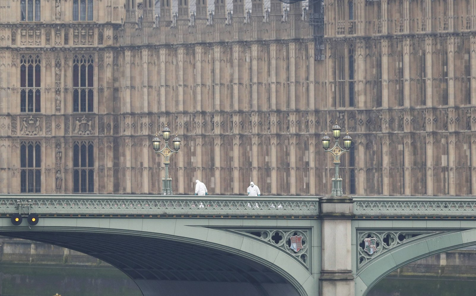 London attack: Police name Westminster attacker