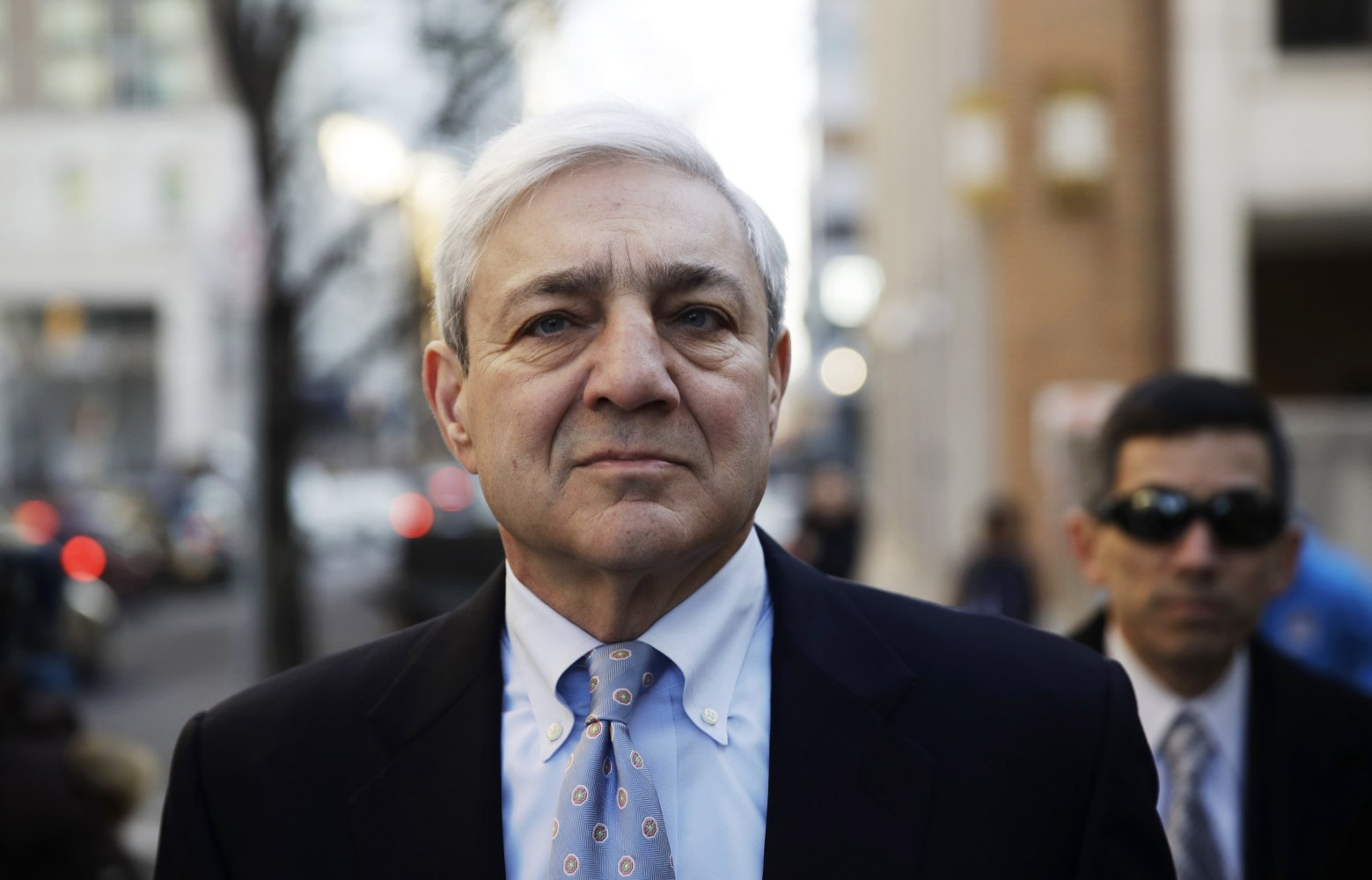 Ex-Penn State President Guilty On One Count Of Child Endangerment