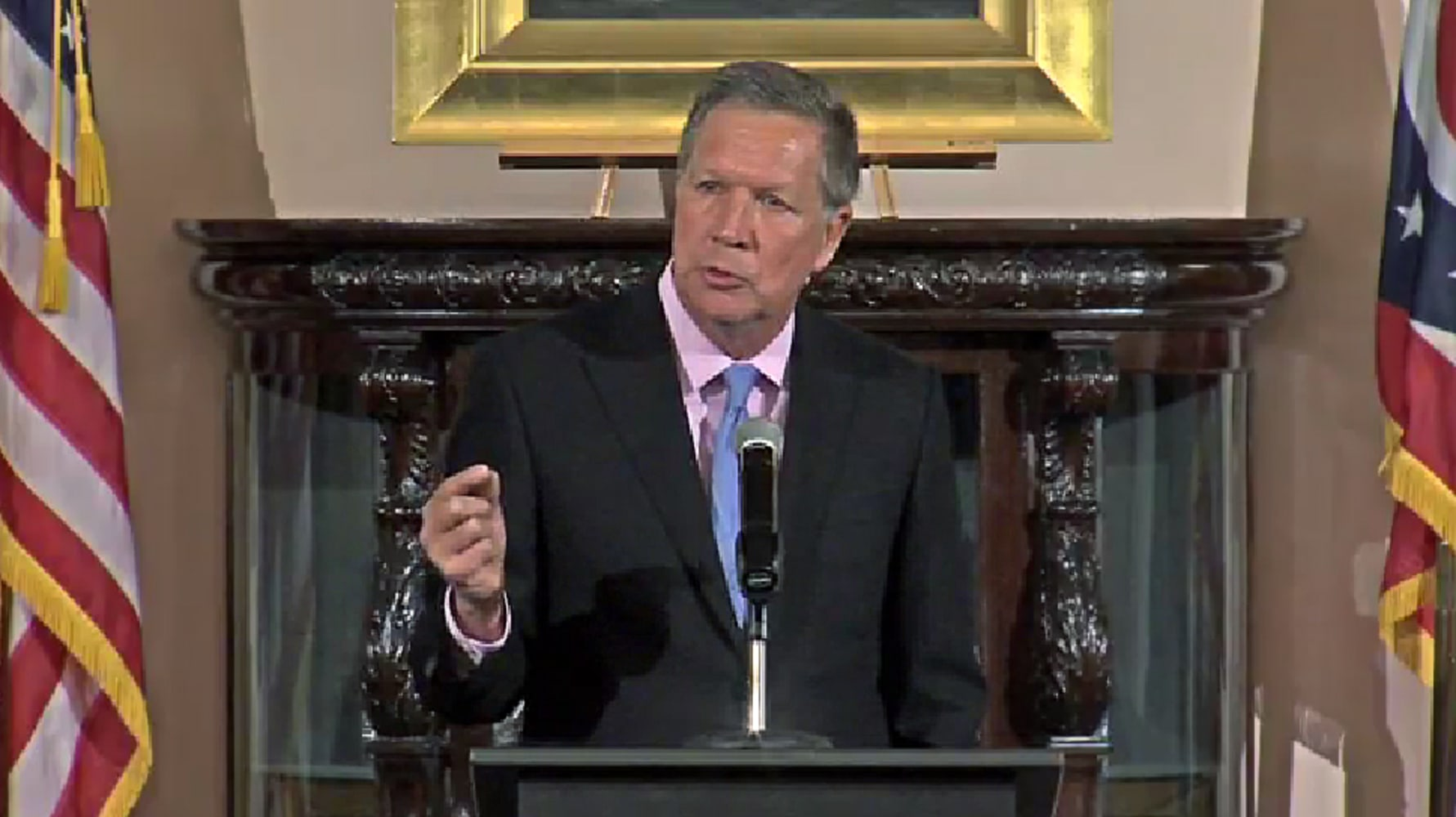 Kasich Cracks Down On Opioid Prescriptions With Strict Limit