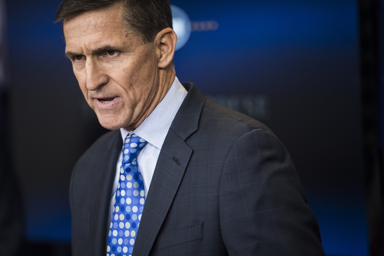 White House blocks Flynn documents