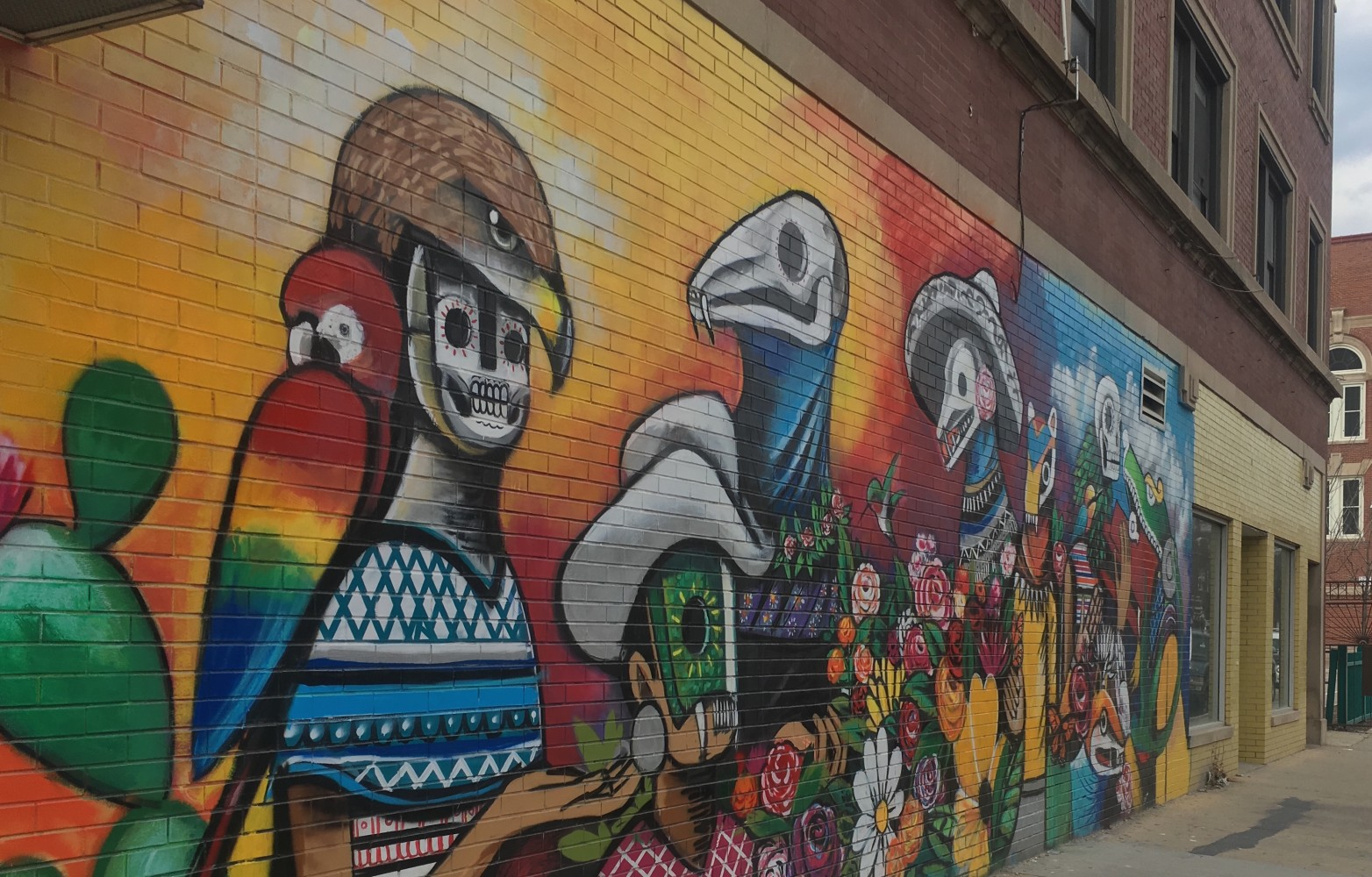 Chicago s mexico of the midwest fights fallout from fear for Fallout 4 mural