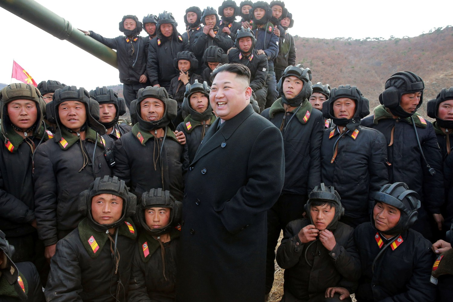 North Korea State Media Warns of Nuclear Strike if ...