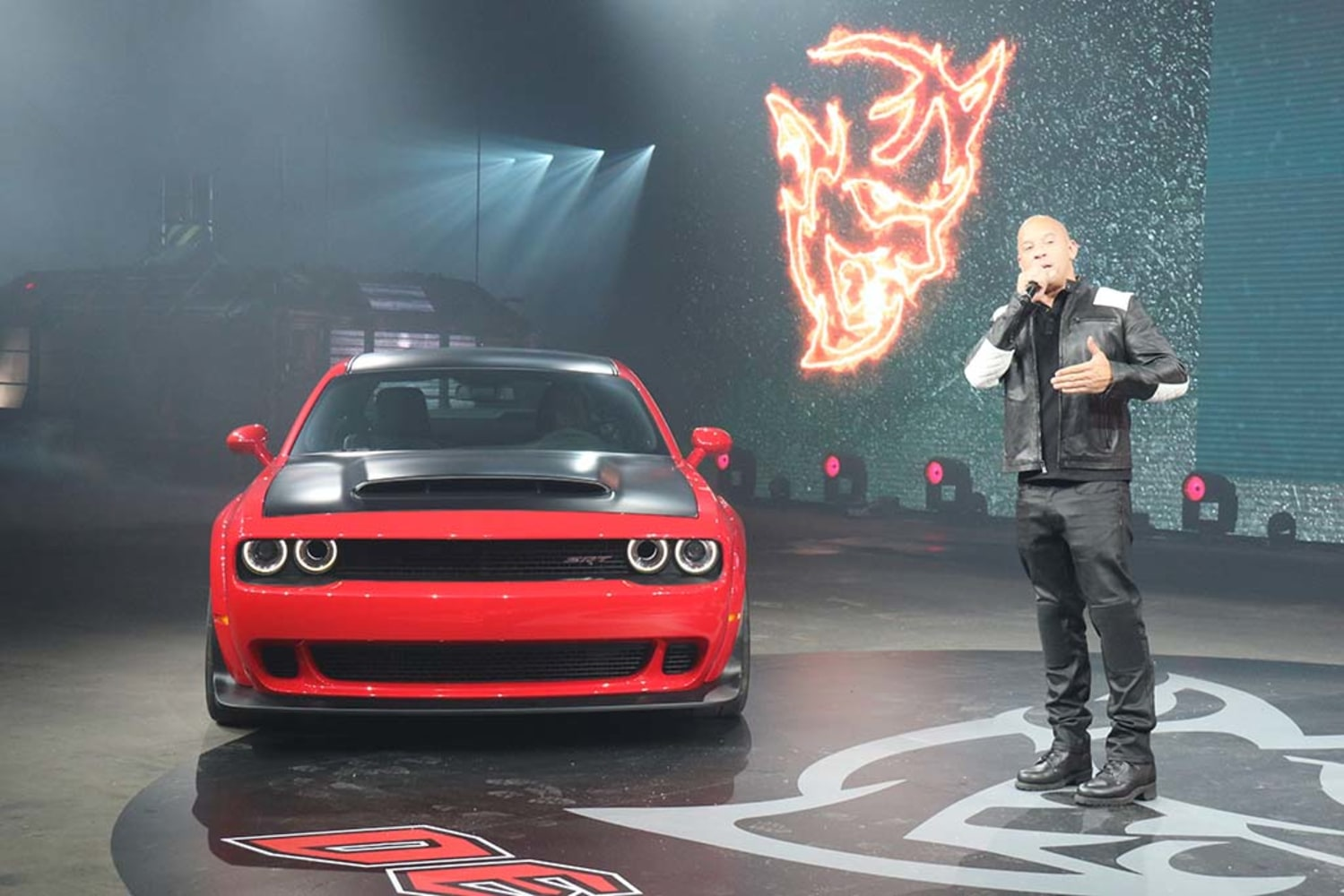 New Dodge Demon Is the Fastest Production Car in the World Can