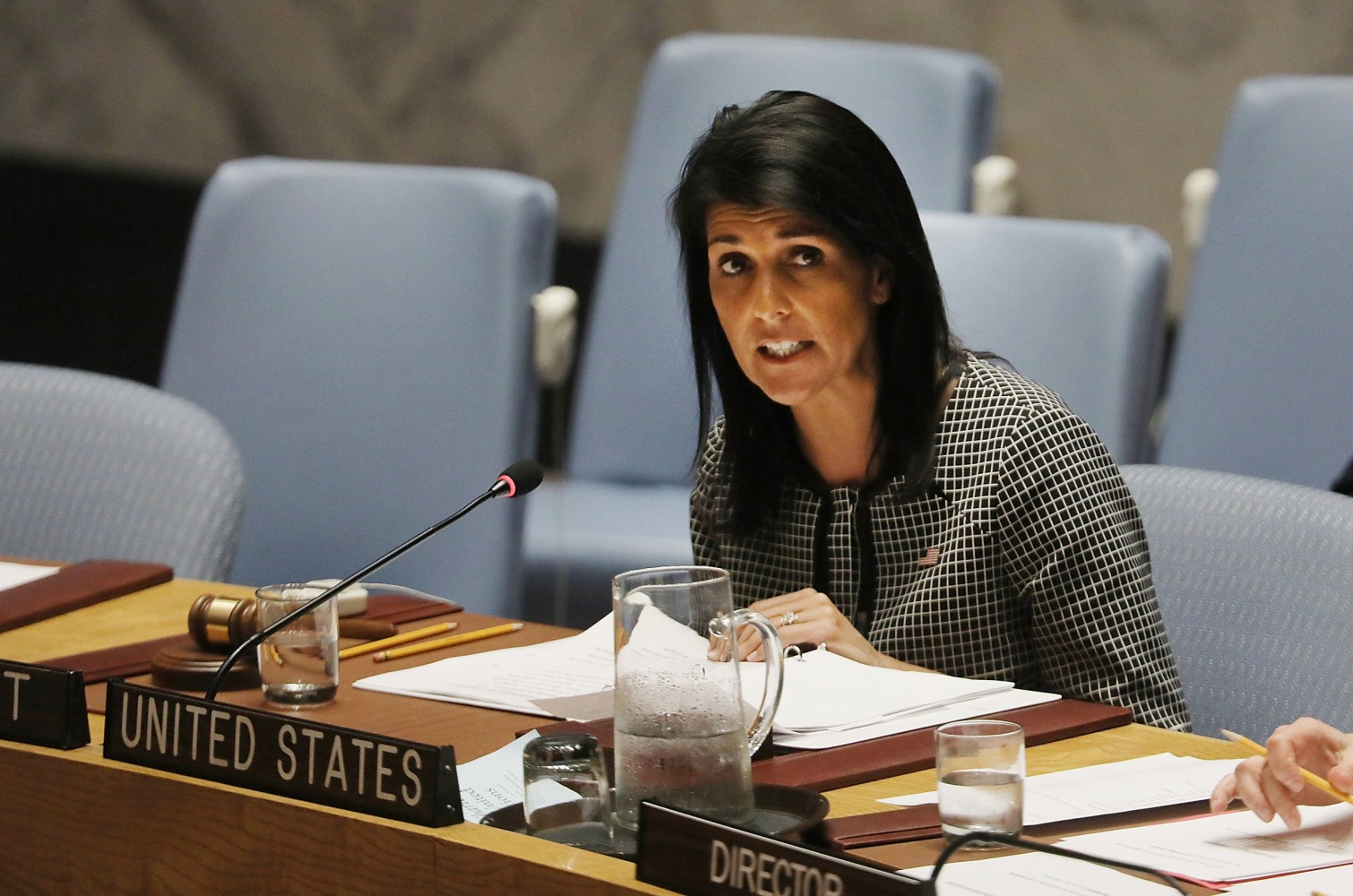 Marshall, Haley condemn attacks on gay men in Chechnya