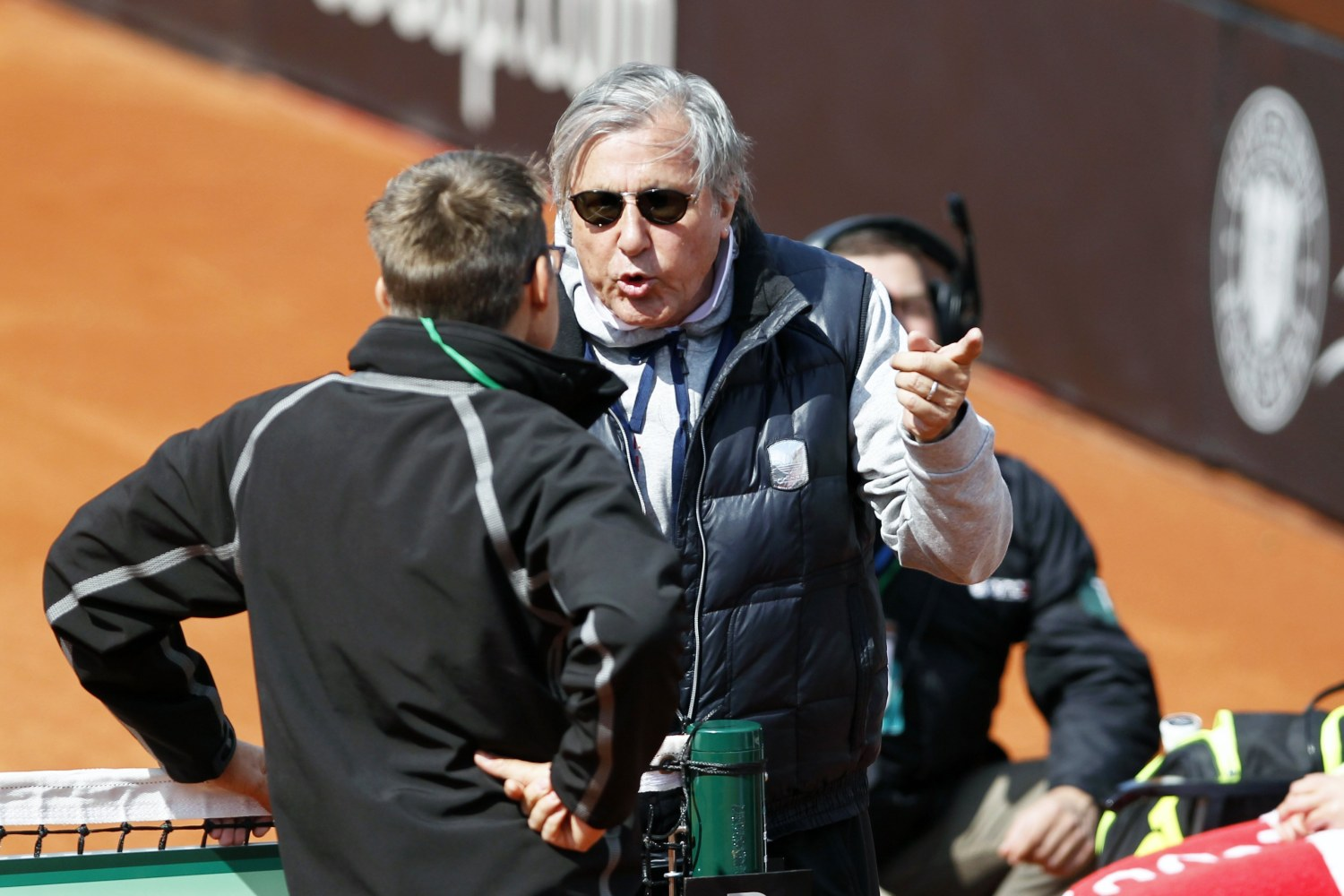 Romanian Tennis Great Nastase Kicked Out Of Fed Cup After 'Serious Misconduct'