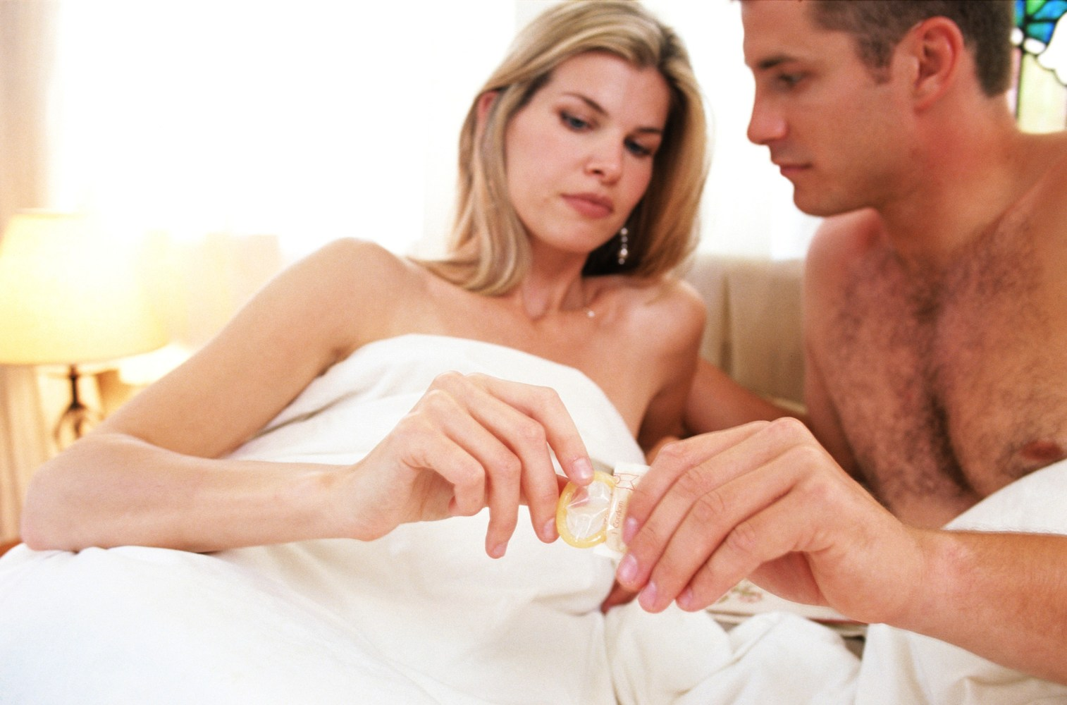 CDC: Only a third of American men use a condom