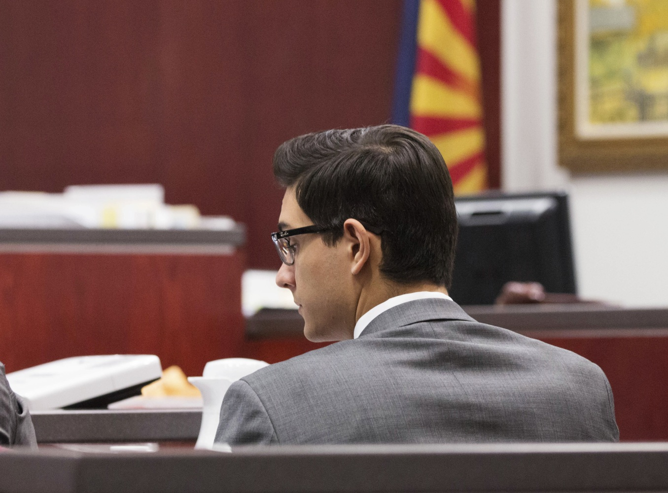 Judge declares mistrial in 2015 shooting near Arizona campus