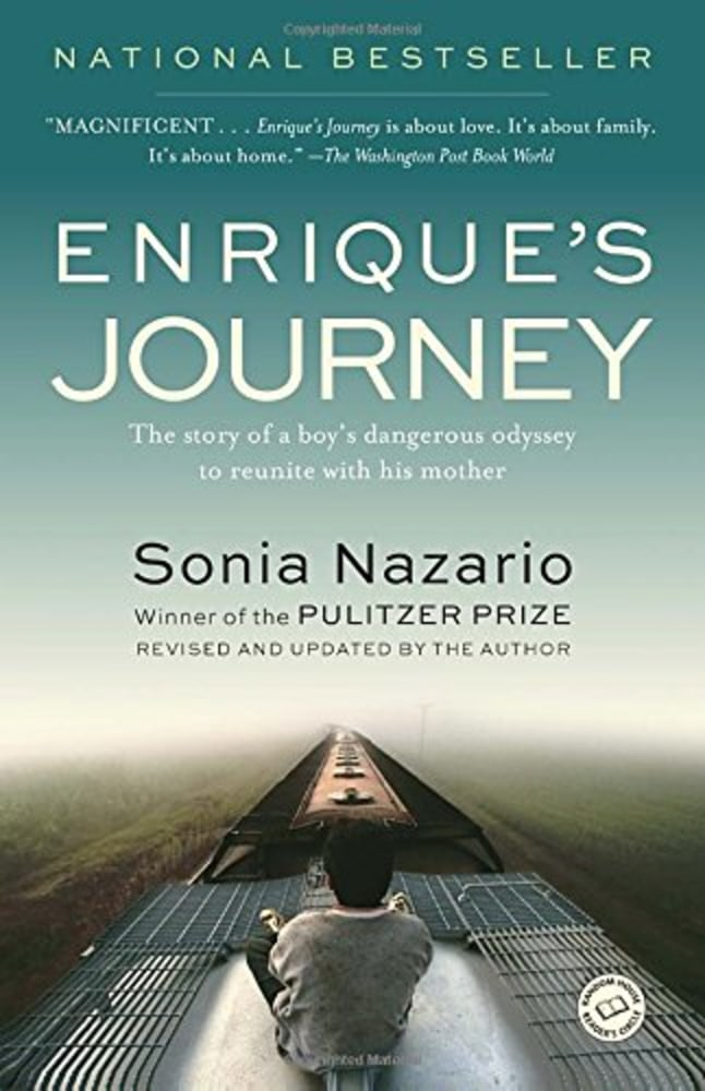 sonia nazarios enriques journey essay Enrique's journey by sonia nazario enrique's journey recounts the unforgettable quest photos of enrique and the opportunity to participate in a essay.