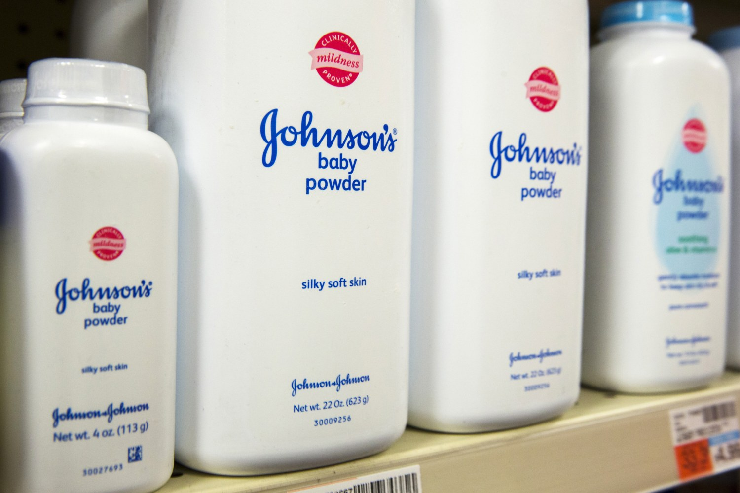 J&J hit with $417m bill in talc cancer claim