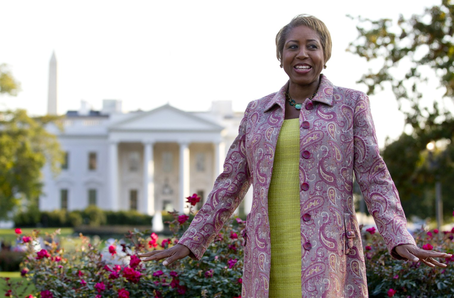 First female usher in White House history no longer in post
