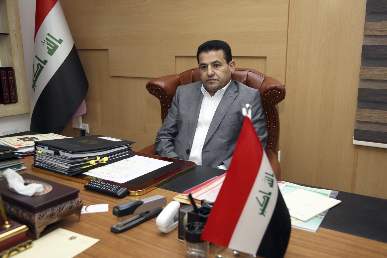 Iraq Interior Minister Qasim Al-Araji Was Twice Detained