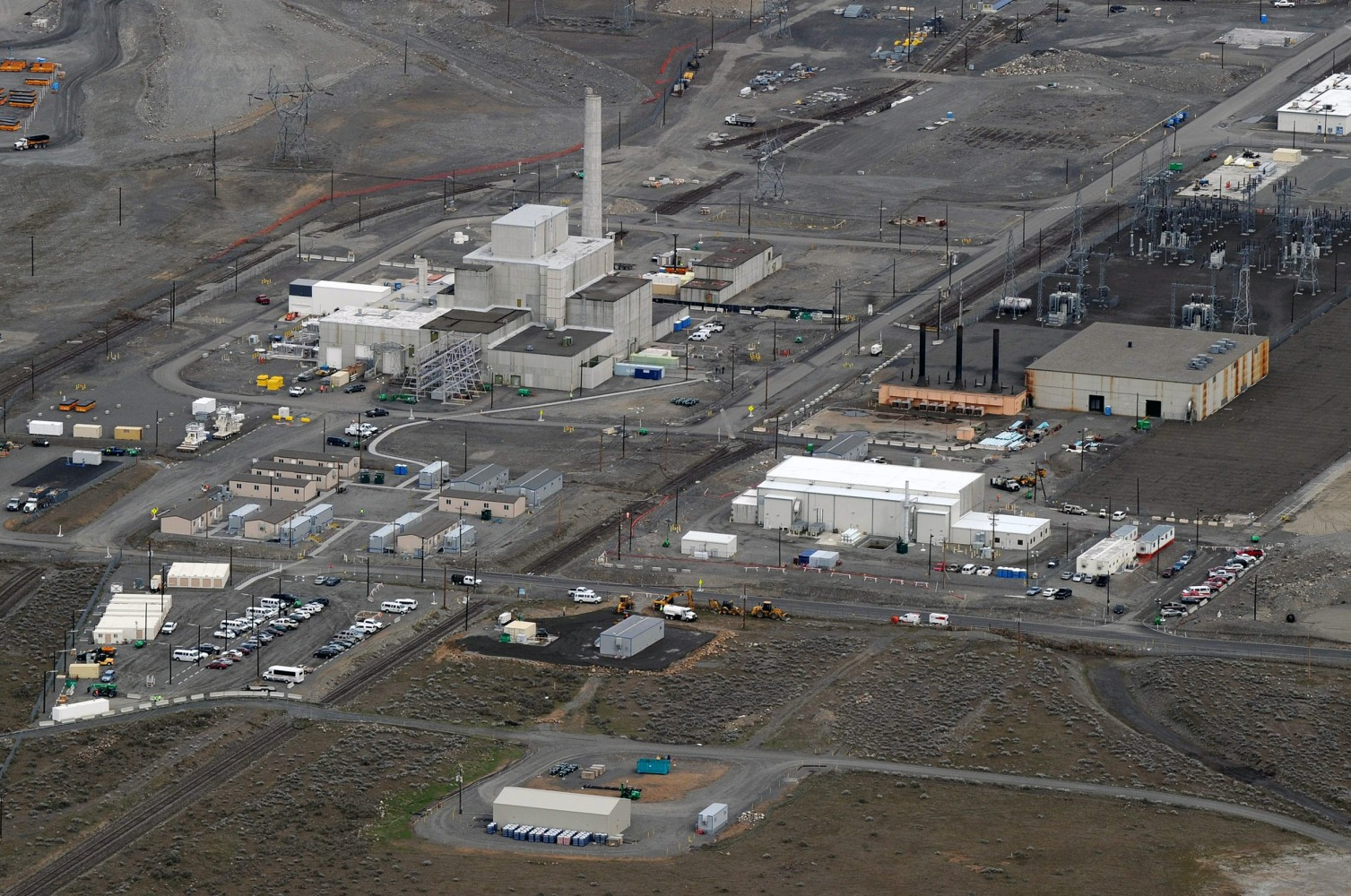Hanford Tunnel Collapse at Nuclear Site Triggers Emergency Alert