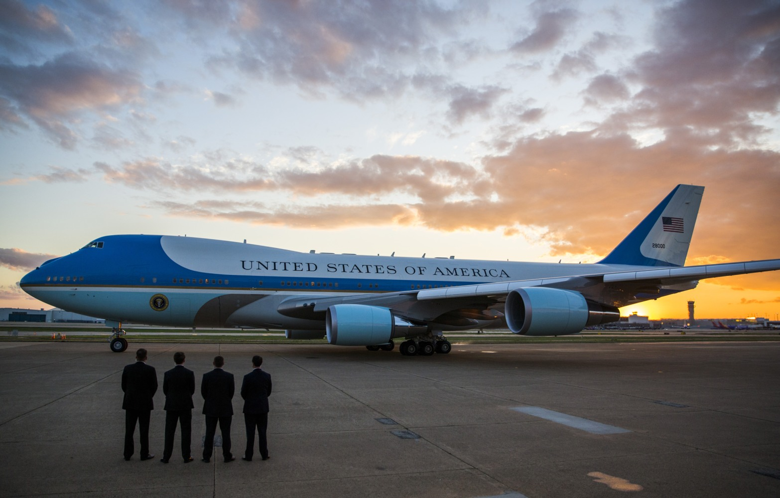 Faulty Repairs Cause $4 Million in Damage to Air Force One ...