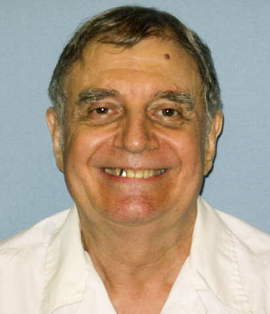 Alabama Inmate Executed for 1982 Murder After Three Decades