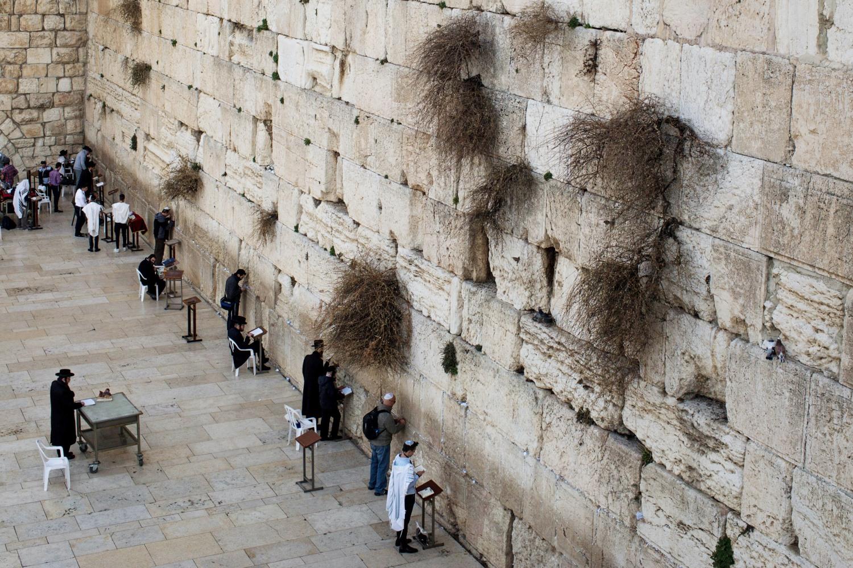 A palesztinok szerint nem maradhat izraeli ellenőrzés alatt a Siratófal
