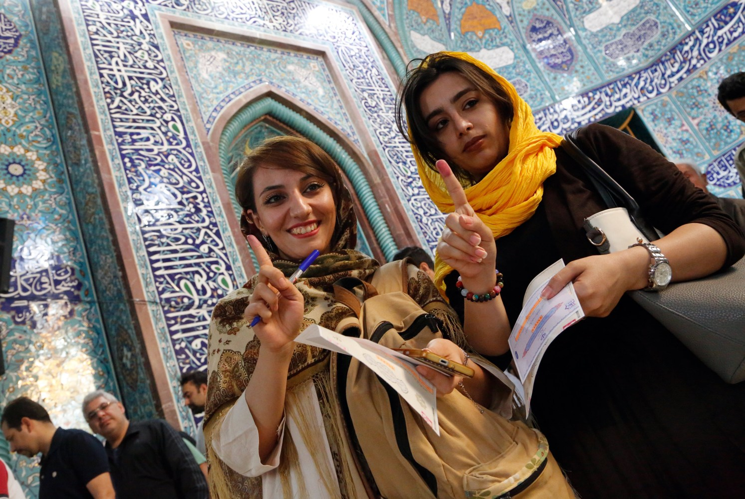 women in iran Iranian law still favors men, but women in that country are more educated and have a more visible role in life than in many other islamic countries, such as saudi arabia and things are getting.
