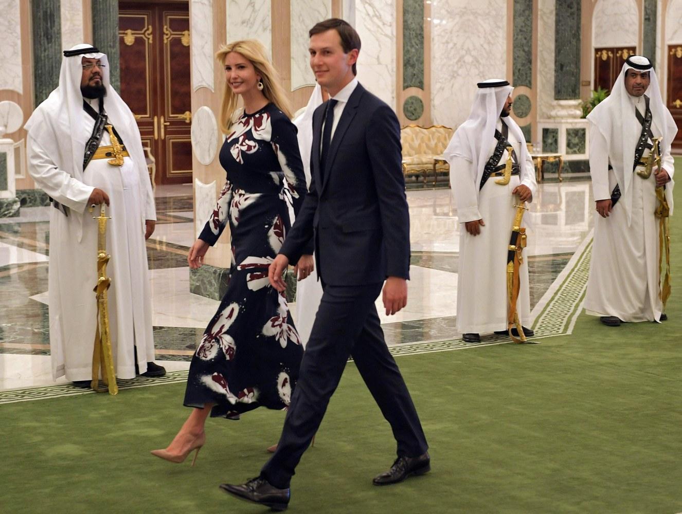 Melania Ivanka Trump Forgo Headscarves In Saudi Arabia