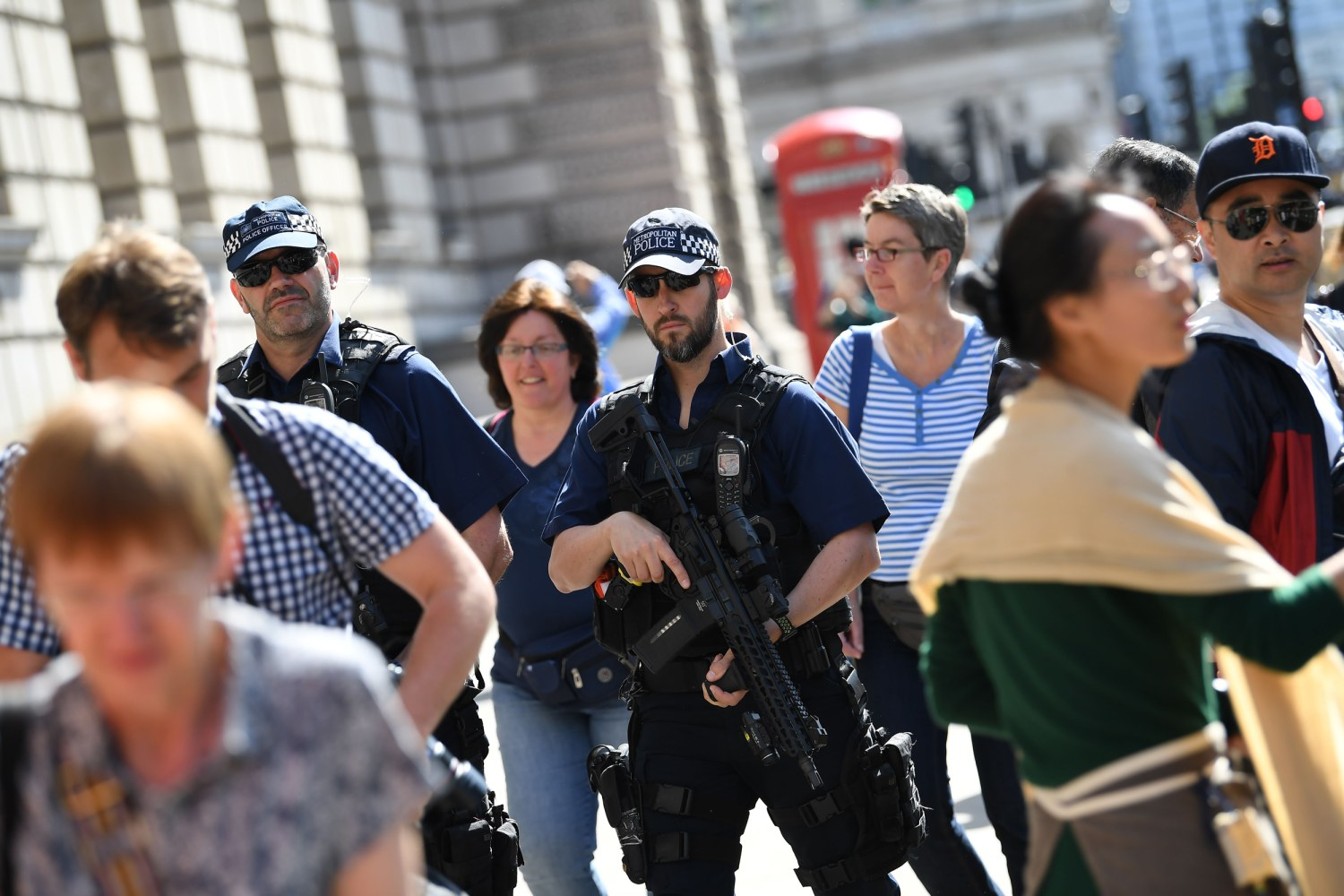 3 more arrested in Manchester; attacker's Libya ties probed