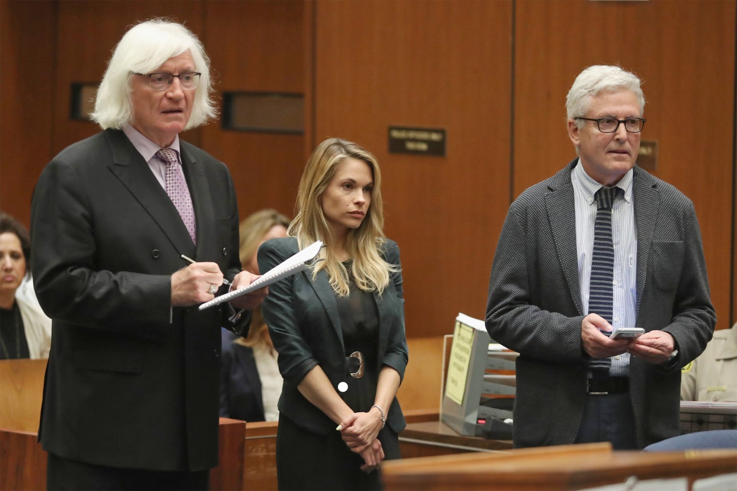 Playboy playmate sentenced to probation, community service in body-shaming case