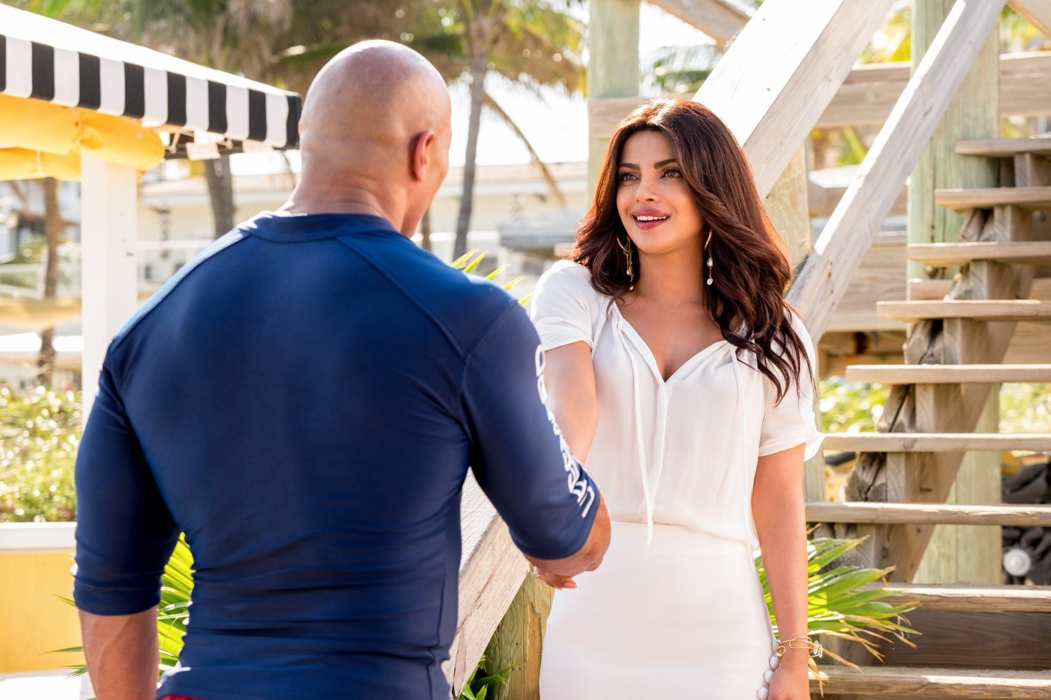 Best crew ever: Priyanka Chopra to 'Baywatch' team