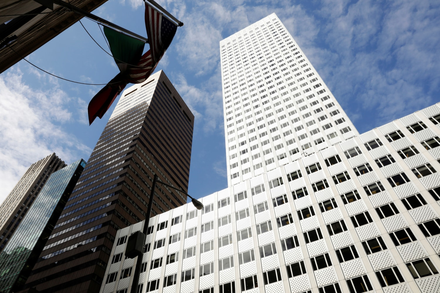 Image A Building At 666 Fifth Avenue Owned By Kushner Companies