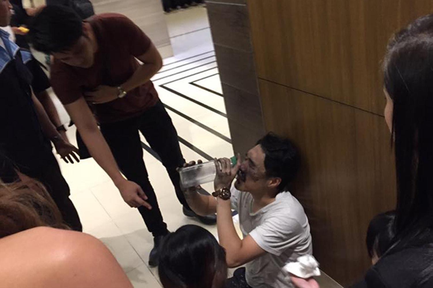Gunman storms Philippine casino, police suspect robbery