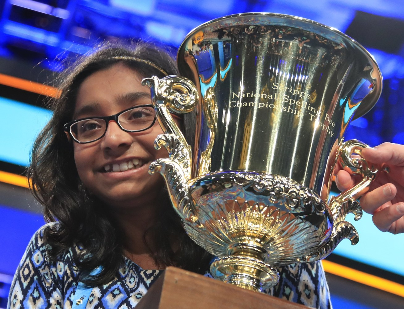 Sixth-Grader Ananya Vinay Wins National Spelling Bee - NBC ...