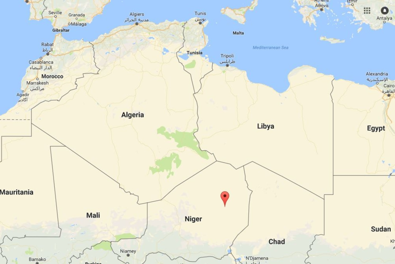 Dozens of Migrants Reported Dead in Sahara Desert After ...