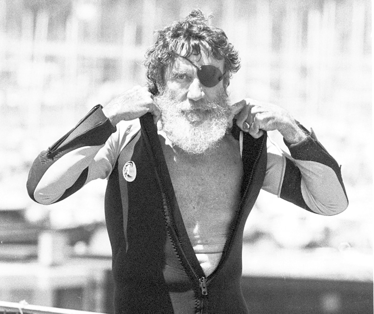 Surfing World Icon Jack O'Neill Who Pioneered Wetsuit Dies