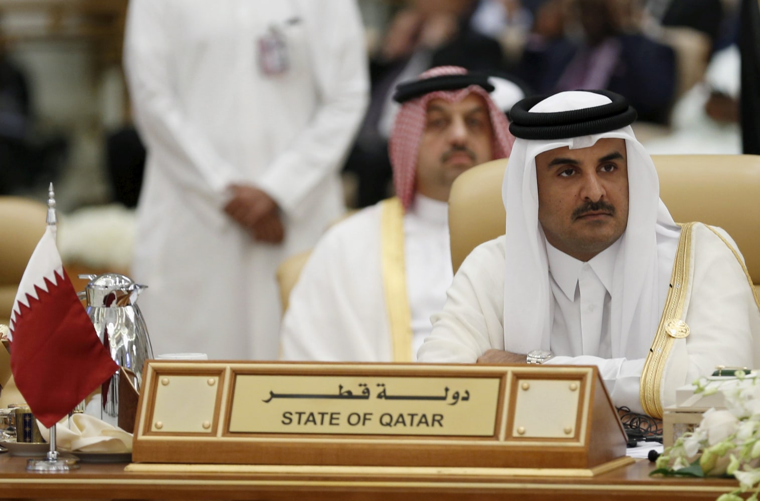 Saudi Arabia cuts diplomatic ties to Qatar