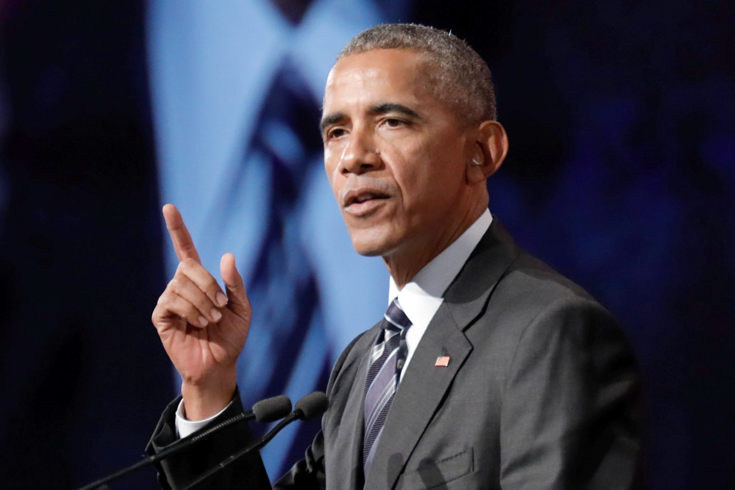 Obama Warns Against Income Inequality While Delivering ...