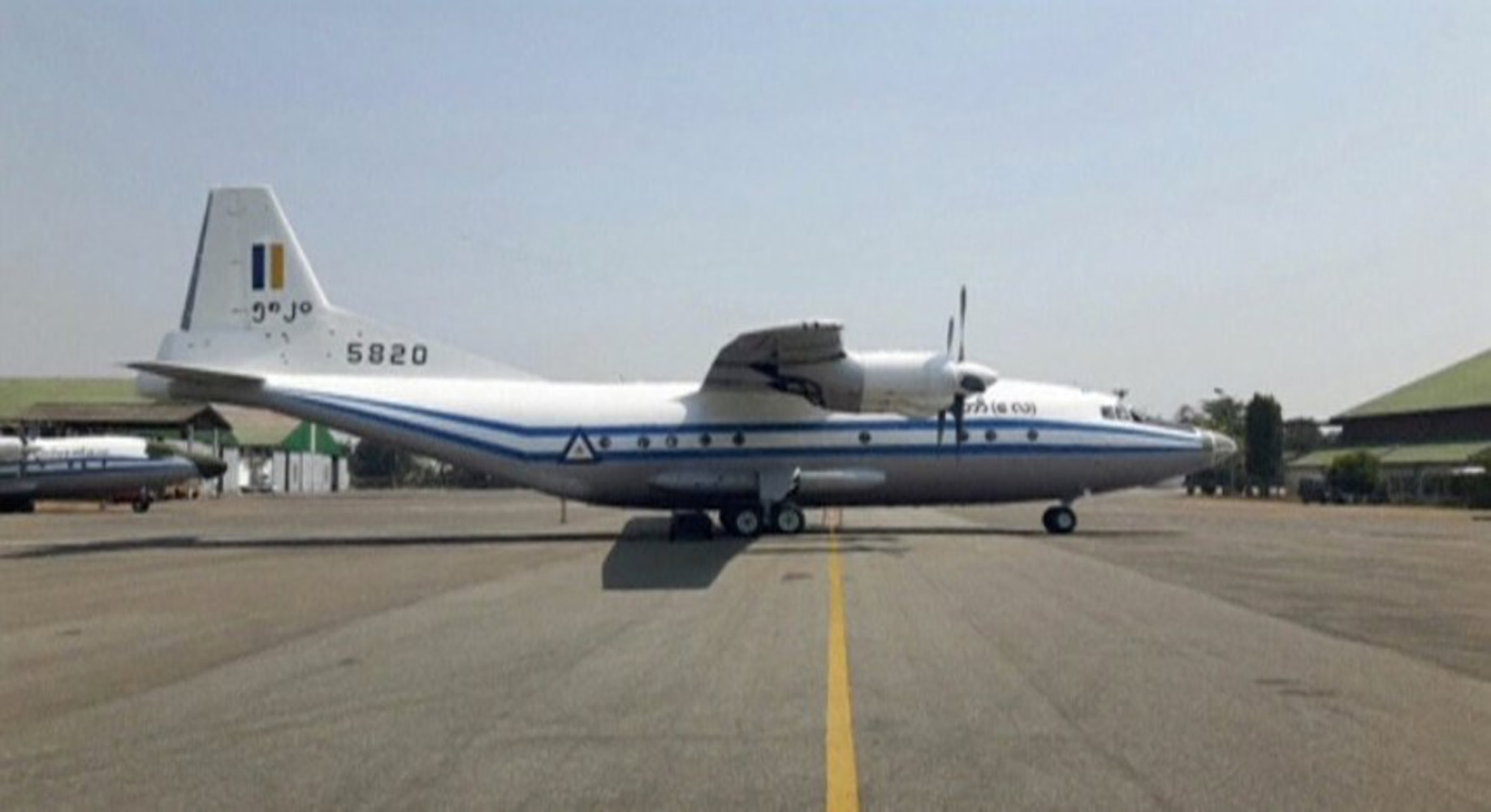 Myanmar military plane missing; search ongoing in Andaman Sea