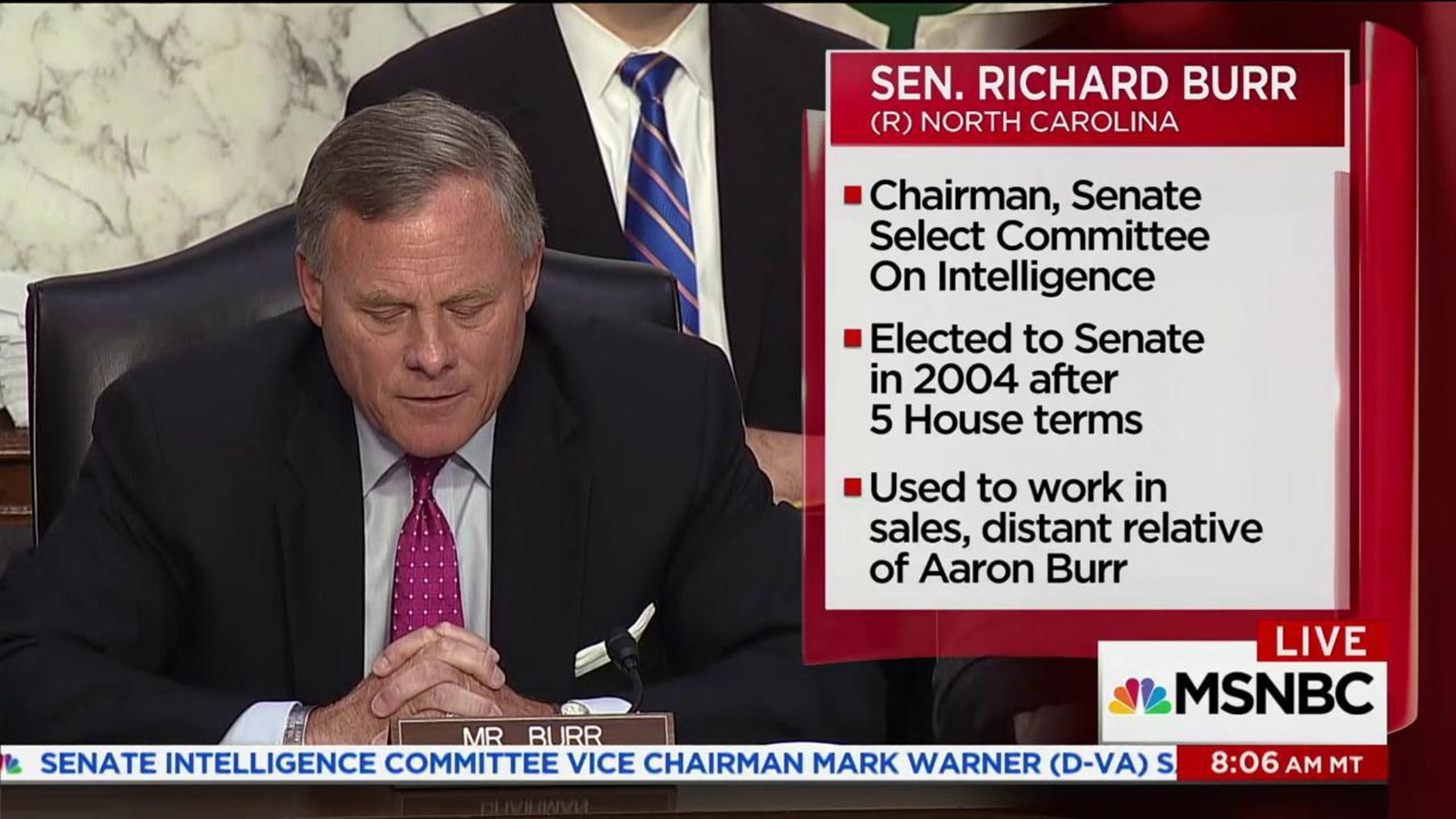 3 key takeaways from Wednesday's Senate hearing with U.S.  intelligence officials